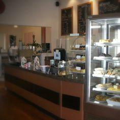 Essence Cafe front counter #kwihospo #EssenceCafe #KiwiCafes