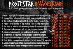 protestar não é crime - Google Search