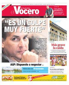 ISSUU - Edición 1 de Abril 2015 de El Vocero de Puerto Rico