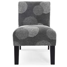 DHI Deco Sunflower Fabric Slipper Chair | AllModern