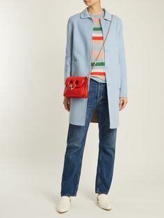 Click here to buy Weekend Max Mara Stecca reversible coat at MATCHESFASHION.COM