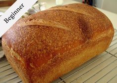 Super Easy Bread for Beginners