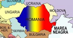 Vecinii Romaniei. Harta Romaniei si vecinii Moldova, Lisa Simpson, Bulgaria, Romania, School, Funny, Patio, Fictional Characters, Geography