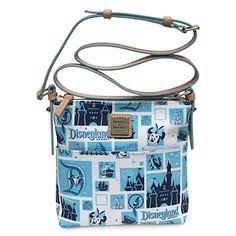 Disney Disneyland 60th Letter Carrier Diamond Celebration Bag by Dooney & Bourke