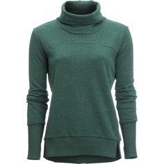 Alo Yoga - Haze Pullover Sweatshirt - Women's - Evermint Heather