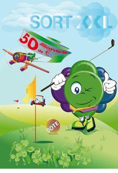 50 MILLONES de Euros pueden ser tuyos....! http://www.sortxxl.com