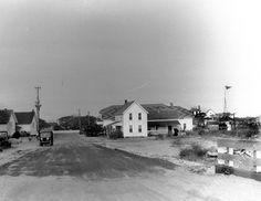 1940s: Hatteras Village. Photo: Outer Banks History Center