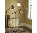 Hayes Mica Task Table Lamp | Pottery Barn