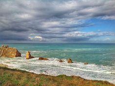 Costa quebrada de Cantabria