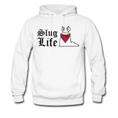 $45.00 Men's SLUG LIFE Hoodie - All Sizes & Colors #slug #life #sluglife #thug #life #thuglife #bandana #font #text #angry #gangsta #gangster #slug #slugs #funny #meme #top #thugs #gangsters #ice #cube #icecuber #rapper #rappers #hiphop #artists #art #design #hoodie #mens #sweater #clothing #apparel #clothes #gift #poster #wallpaper #shipping #worldwide