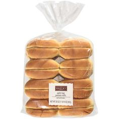 this is the roll I use when baking sandwiches for 100 or more. The Bakery At Walmart Split Top Potato Rolls, 20 oz Costco Shopping List, Walmart Usa, Feeding A Crowd, Food For A Crowd, Sandwiches, Bakery, Rolls, Potatoes, Easy