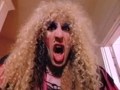 Twisted Sister – We're Not Gonna Take it (Extended Version) (Official Music Video) – Marie McGrail – rerun Hit Songs, Music Songs, My Music, Jay Jay French, Beer Song, Curtis Mayfield, Rock Hits, Linda Ronstadt, Warner Music Group