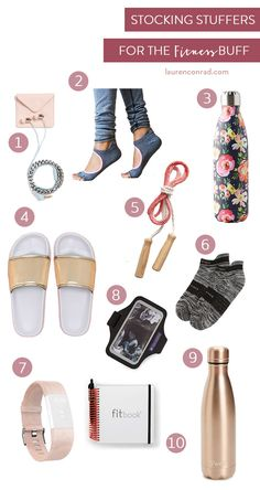 Gift Guide: For the Fitness Buff – Lauren Conrad