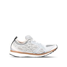 Shop the White Adizero Adios Shoes  by Adidas By Stella Mccartney at the official online store. Discover all product information.