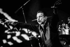Auf einen Blick: Das Konzert, Fotos und die Setlist vom Depeche-Mode-Gig im Funkhaus Berlin