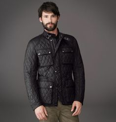 PARKSTONE JACKET on Belstaff