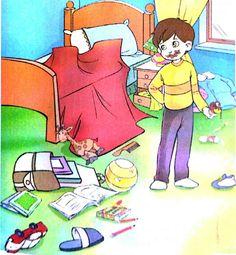Düzen & eşyalar &sorumluluklar