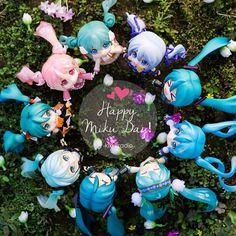 Happy Miku Day (by Kixkillradio)   Tokyo Otaku Mode