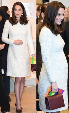 Duchess Kate: It's Catherine Walker & McQueen for Day Two of the Royal Tour!