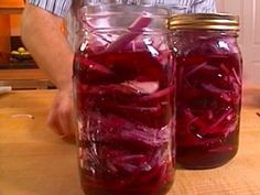 Get Pickled Beets Recipe from Food Network