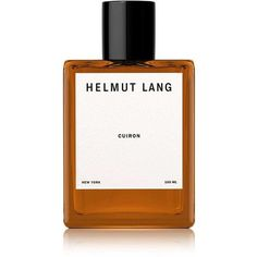 Helmut Lang Women's Cuiron Eau de Cologne ($165) ❤ liked on Polyvore featuring beauty products, fragrance, no color, cologne fragrance, eau de cologne, helmut lang, helmut lang perfume and helmut lang fragrance