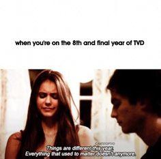 #TVD The Vampire Diaries #TVDForever yup :(