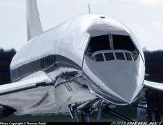 Air France Aerospatiale-BAC Concorde 101
