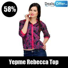 Yepme Rebecca Top @ 58% Off