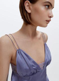 Blusas y camisas de mujer | Uterqüe primavera-verano 2021 Blazers, Spaghetti Tops, Sweaters, Camisole Top, Zara, Denim, Tank Tops, Shirts, Portugal