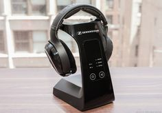 Sennheiser RS 220 wireless headphones are for the audiophile with the widest wallet