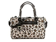 Betsey Johnson 'Yours Mine & Ours' Quilted Satchel, Leopard Betsey Johnson http://www.amazon.com/dp/B00S5AYZNK/ref=cm_sw_r_pi_dp_Q5bTub02SK4D6