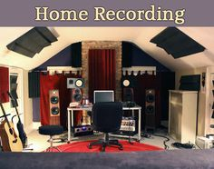 Terrific Tips And Videos For How To Set Up Record In A Home Studio