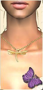Liana Sims 2 - Accessories - Necklaces