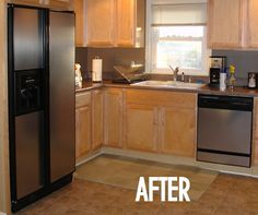 Before & After: Appliance Makeover