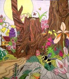 Fairy Forest By Marla Manson