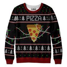 Ugly Pizza Sweatshirt