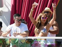 Pin for Later: Look Back at Jennifer Lopez and Casper Smart's Relationship Through the Years 2016