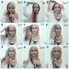 Zahratul Jannah simple style 2