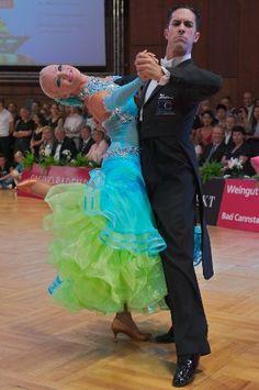 Detail of Emanuel Valeri - Tania Kehlet, DEN | World DanceSport Federation at worlddancesport.org