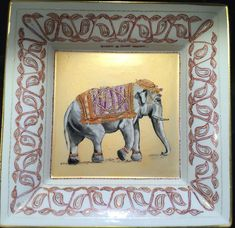 ELEPHANT Tasse en céramique Vie Sauvage photo ÉLÉPHANTS scène Porcelaine Tasse à la main decor UK