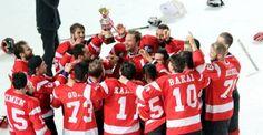 Türk takımı, Avrupa Buz Hokeyi Şampiyonu