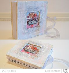 Inspired: Family Mini Album 2014 By Wilna - Two Peas in a Bucket