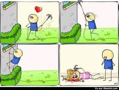 Une histoire d'amour qui tourne mal - A love story gone wrong