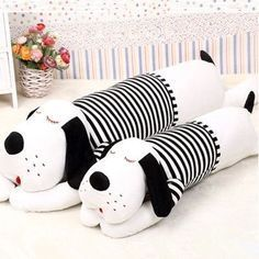 Super Ideas For Sewing Pillows Animals Fabrics - Stofftiere Fabric Toys, Fabric Crafts, Sewing Crafts, Sewing Projects, Handmade Pillows, Decorative Pillows, Fabric Animals, Diy Handbag, Sewing Pillows