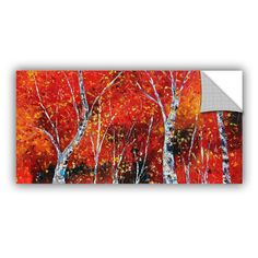 ArtWall Meaghan Troup ' Victory'S Sacrifice ' Art Appeals Removable Wall Art