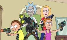 Rick and Morty S02 - 8.5/10
