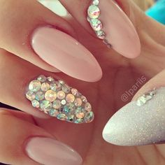 These nails are BEAUTIFUL