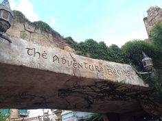 Universal Studios Florida & Islands of Adventure: Finding fun and inspiration