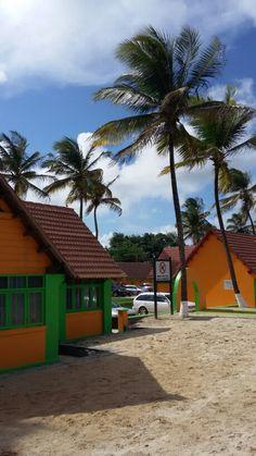 Manzanilla Beach, Trinidad and Tobago.