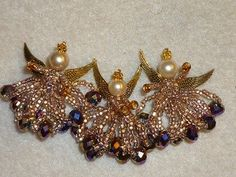 Beaded Angel Tutorial and Inspirations - The Beading Gem's Journal